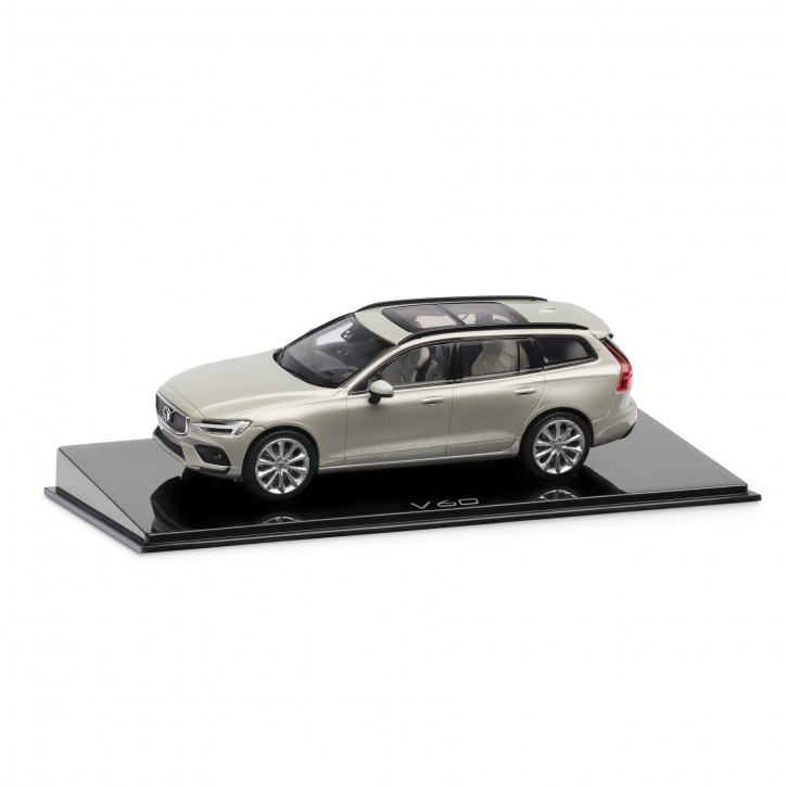 Modellauto New Volvo V60 Birch Light