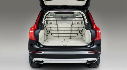 Volvo XC90 II Gepäckraumgitter aus Stahl ab 2015-