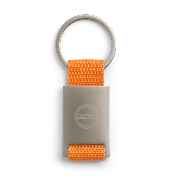 Volvo Schlüsselanhänger mit Volvo Iron-Mark Logo