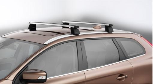 Volvo XC60 Lastenträger / Grundträger Aluminiumprofil