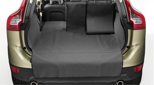 Volvo XC60 Laderaum-Schmutzschutz / Schutzmatte