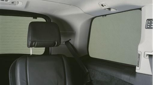 Volvo XC90 I Sonnenschutzblenden Laderaum / Fondtüren 2003 - 2014