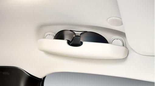 Volvo XC70 III Brillenhalter / Sonnenbrillenhalter ab 2007 - -