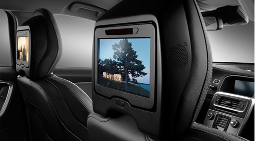 Volvo V70 III Rear Seat Entertainment (RSE) ab Modelljahr 2015 -
