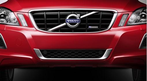 Volvo XC60 Dekorrahmen (Lufteinlass) R-Design  - 2013