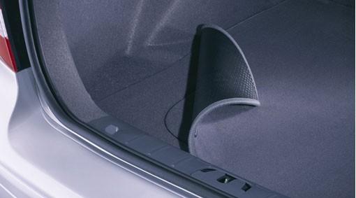 Volvo V50 Gepäckraummatte Laderaummatte Textil/Kunststoff