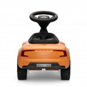 Volvo Rutscheauto Crash Test (orange)