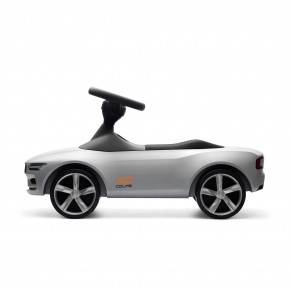 Volvo Rutscheauto Concept XC Coupé (silber)