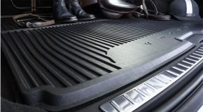 Volvo XC90 II Laderaummatte Kunststoff ab 2016 -