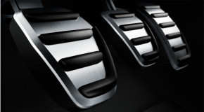 """Volvo V40 Sportpedale R-Design incl. Emblem """"Polestar Engineered"""""""