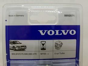 Original Volvo Zündkerzensatz 5 Zylinder Turbo