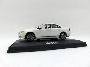 Modellauto Volvo S80 I Crystal White Pearl 1:43