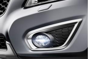 Volvo C30 Dekorrahmen ab 2010 - 2013 / ab Ch.Nr: 190000-