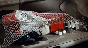 Volvo Ladegut-Sicherungsnetz Gepäckraum