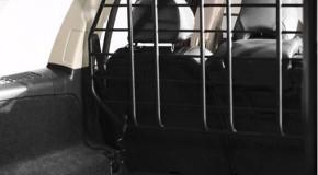 Volvo XC90 II Gepäckraumgitter / Trenngitter Stahl ab 2015-