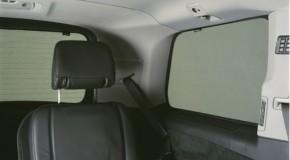 Volvo XC90 Sonnenschutzblenden Laderaum / Fondtüren 2003 -
